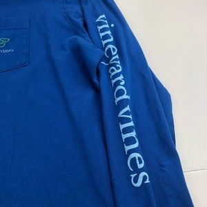 Vineyard Vines Shirts - ❌SOLD❌ Vineyard Vine Long Sleeve T shirt spell out